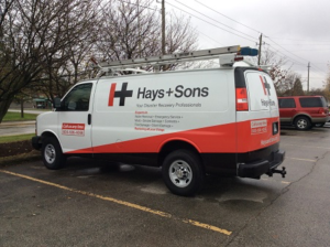Hays + Sons Van