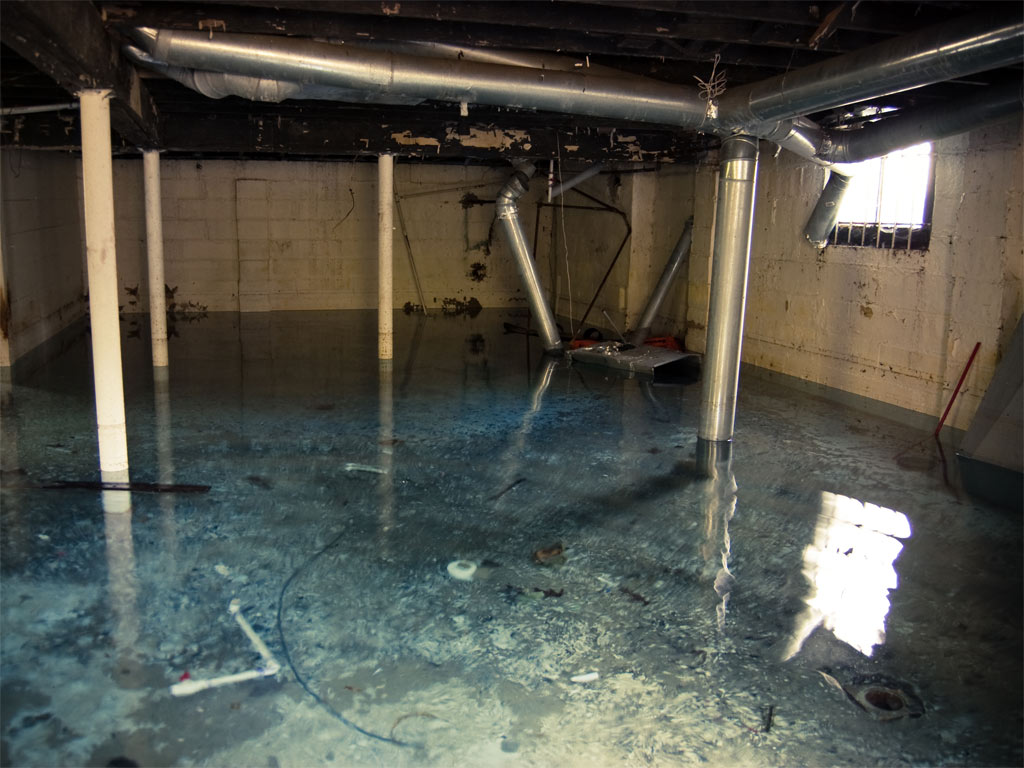 Flooded Basement Cleanup Safely In 4 Steps Hays Sons